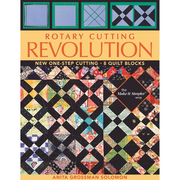 ISBN 9781571208293 Rotary Cutting Revolution No Colour