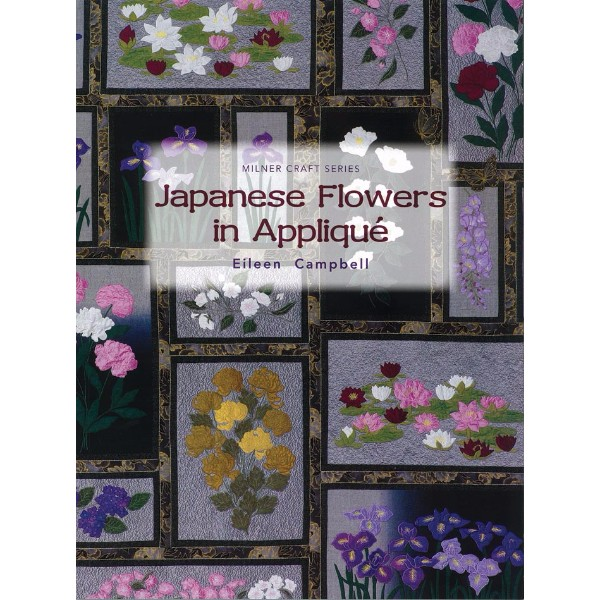 ISBN 9781863514118 Japanese Flowers in Applique No Colour