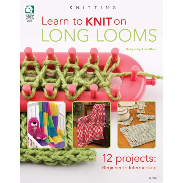 ISBN 9781592172955 Learn to Knit on Long Looms No Colour