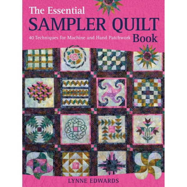 ISBN 9780715336137 The Essential Sampler Quilt Book No Colour