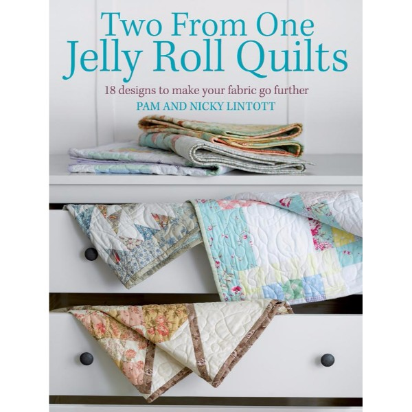 ISBN 9780715337561 Two From One Jelly Roll Quilts No Colour