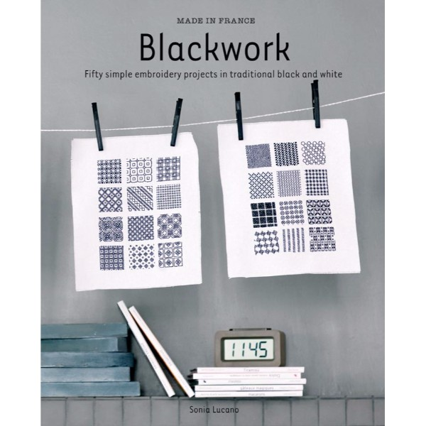 ISBN 9781741966022 Made in France Blackwork No Colour