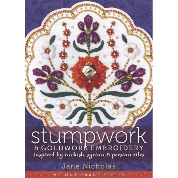 ISBN 9781863514095 Stumpwork & Goldwork Embroidery No Colour