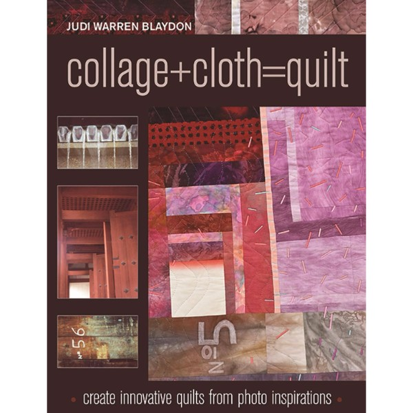 ISBN 9781571208507 Collage Cloth=Quilt No Colour