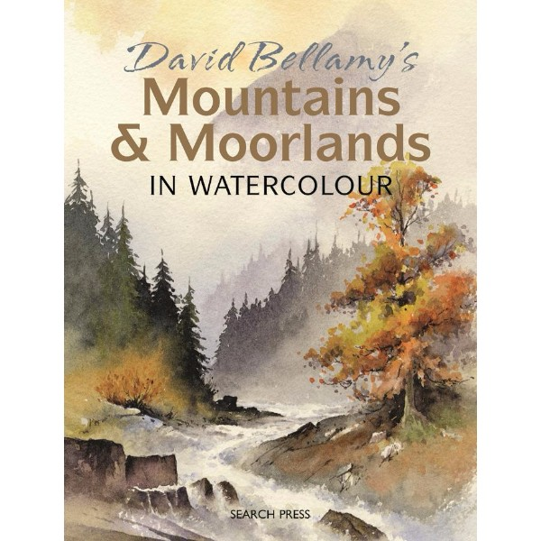 ISBN 9781844485833 David Bellamy's Mountains & Moorlands in Watercolour No Colour