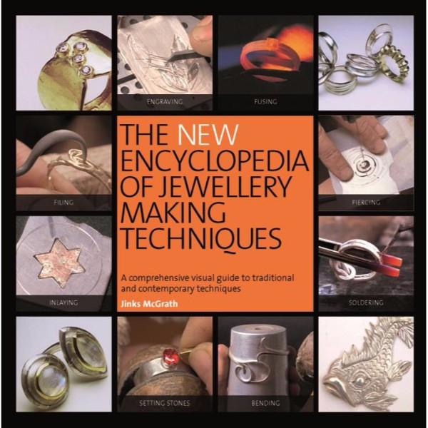 ISBN 9781844486212 The New Encyclopedia of Jewellery Making Techniques No Colour