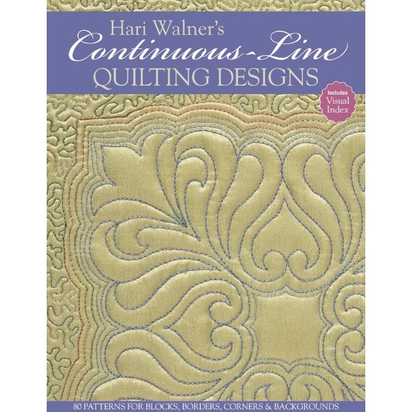 ISBN 9781607051763 Hari Walner's Continuous-Line Quilting No Colour