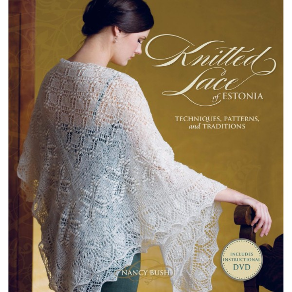 ISBN 9781596683150 Knitted Lace of Estonia (with DVD) No Colour