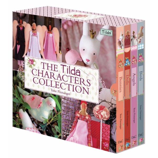 ISBN 9780715338155 The Tilda Characters Collection No Colour