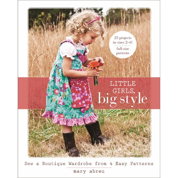 ISBN 9781607051886 Little Girls, Big Style No Colour