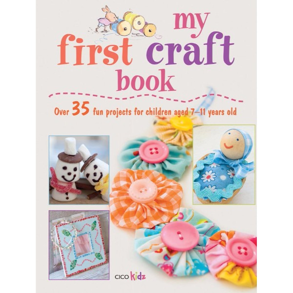 ISBN 9781907563348 My First Craft Book No Colour