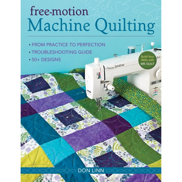 ISBN 9781607051930 Free Motion Machine Quilting No Colour