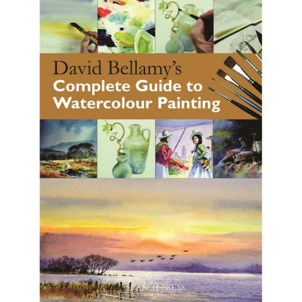 ISBN 9781844487349 David Bellamy's Complete Guide to Watercolour Painting No Colour