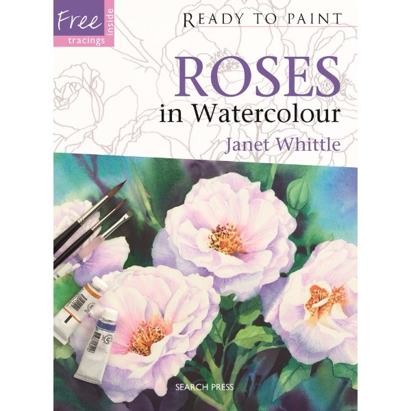 ISBN 9781844486359 Roses in Watercolour No Colour