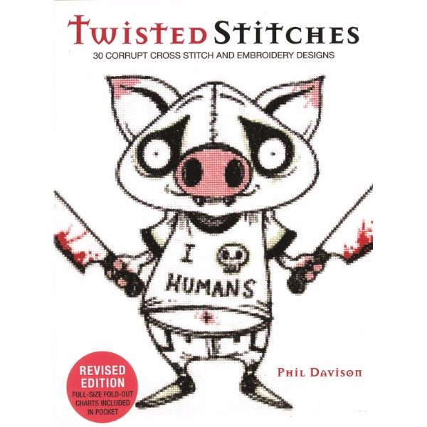 ISBN 9780956438218 Twisted Stitches No Colour