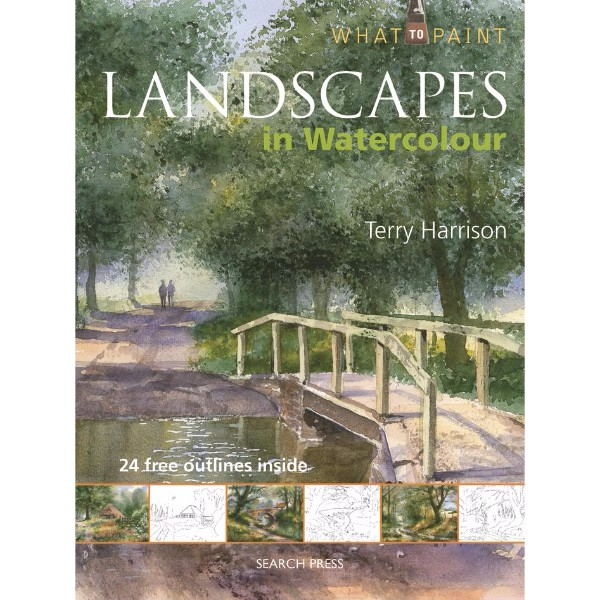 ISBN 9781844486618 Landscapes in Watercolour No Colour