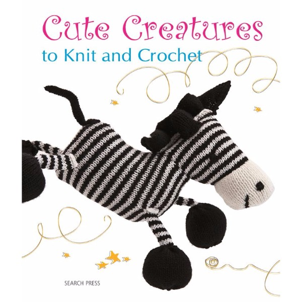 ISBN 9781844486076 Cute Creatures to Knit and Crochet No Colour