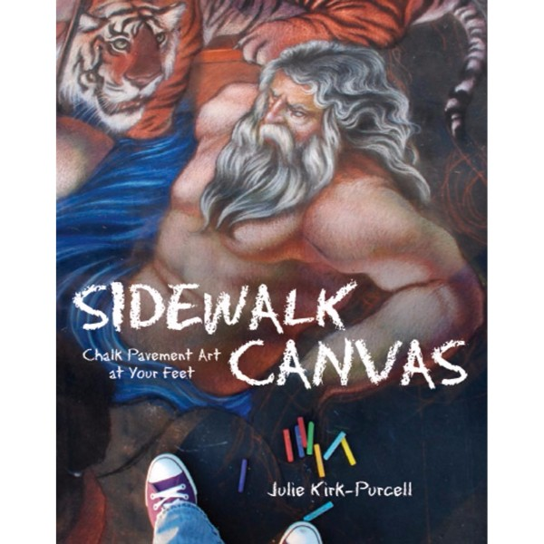ISBN 9780956438225 Sidewalk Canvas No Colour