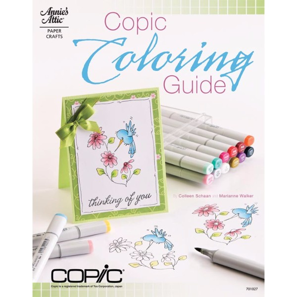 ISBN 9781596353763 Copic Coloring Guide No Colour