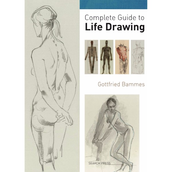 ISBN 9781844486908 Complete Guide to Life Drawing No Colour
