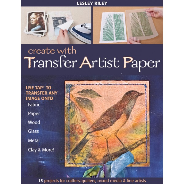 ISBN 9781607052678 Create With Transfer Artist Paper No Colour