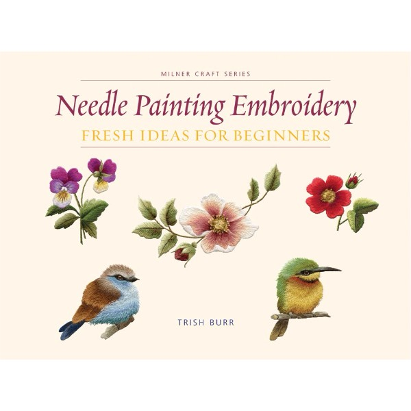 ISBN 9781863514200 Needle Painting Embroidery No Colour