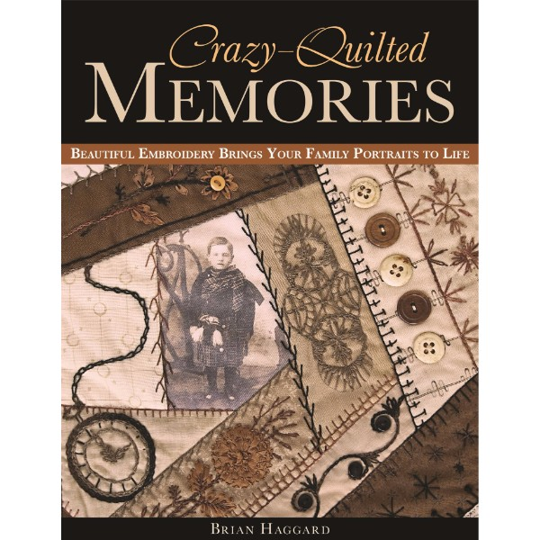 ISBN 9781607052272 Crazy Quilted Memories No Colour