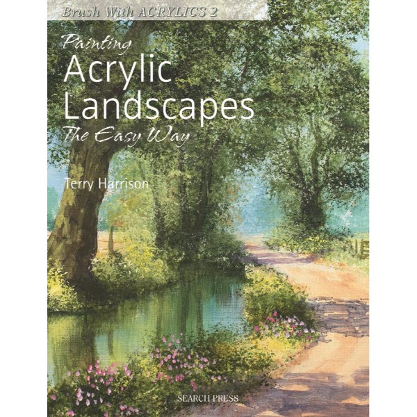 ISBN 9781844484669 Painting Acrylic Landscapes the Easy Way No Colour