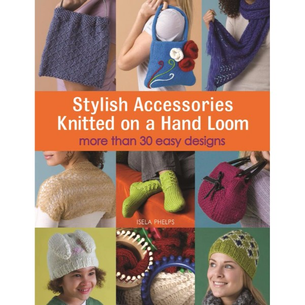 ISBN 9781844487127 Stylish Accessories Knitted on a Hand Loom No Colour