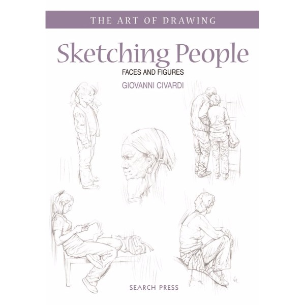 ISBN 9781844486830 Sketching People No Colour