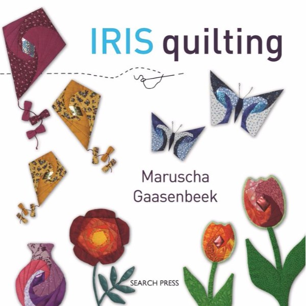 ISBN 9781844487868 Iris Quilting No Colour