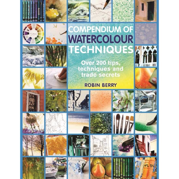 ISBN 9781844487714 Compendium of Watercolour Techniques No Colour