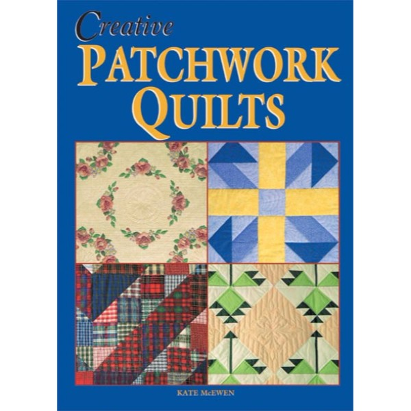 ISBN 9781877080074 Creative Patchwork Quilts No Colour