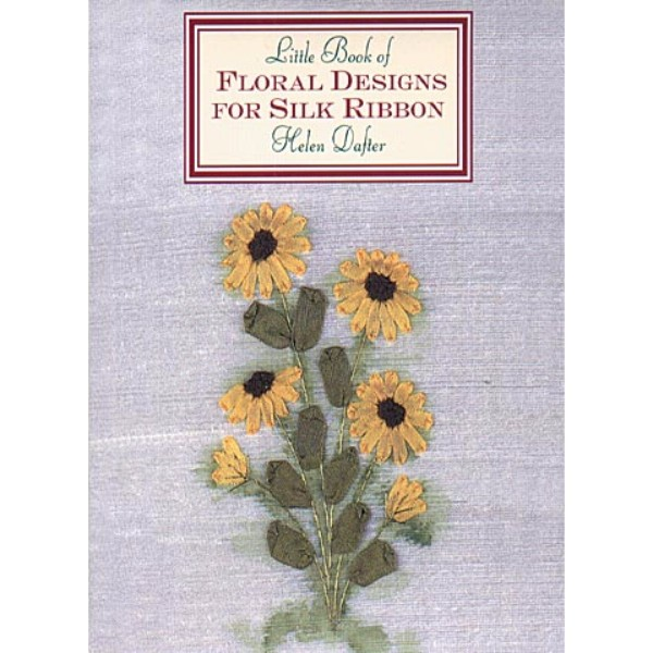 ISBN 9781863512640 Little Book of Floral Designs for Silk Ribbon No Colour