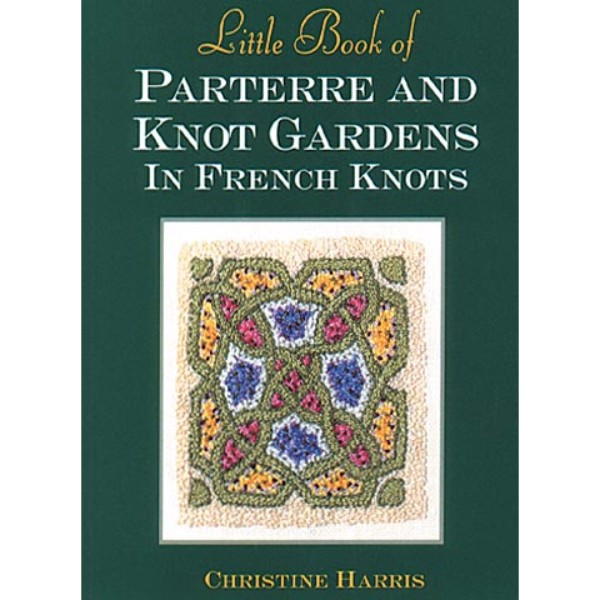ISBN 9781863512824 Little Book of Parterre & Knot Gardens in French Knots No Colour
