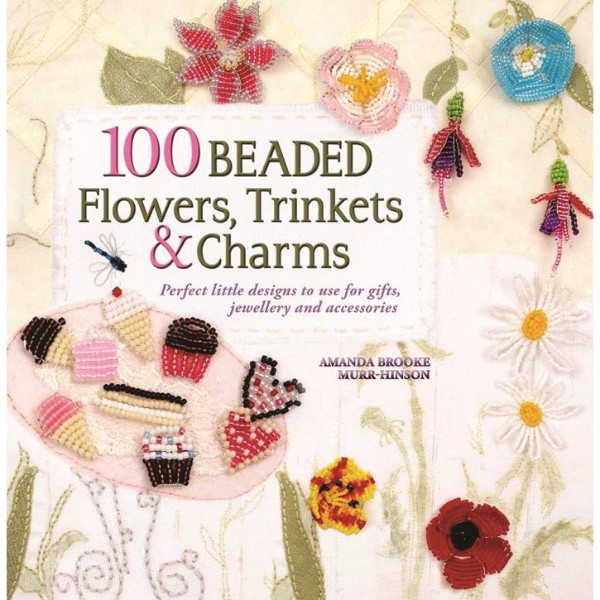 ISBN 9781844486939 100 Beaded Flowers, Trinkets & Charms No Colour