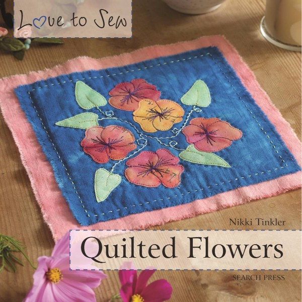 ISBN 9781844488476 Quilted Flowers No Colour