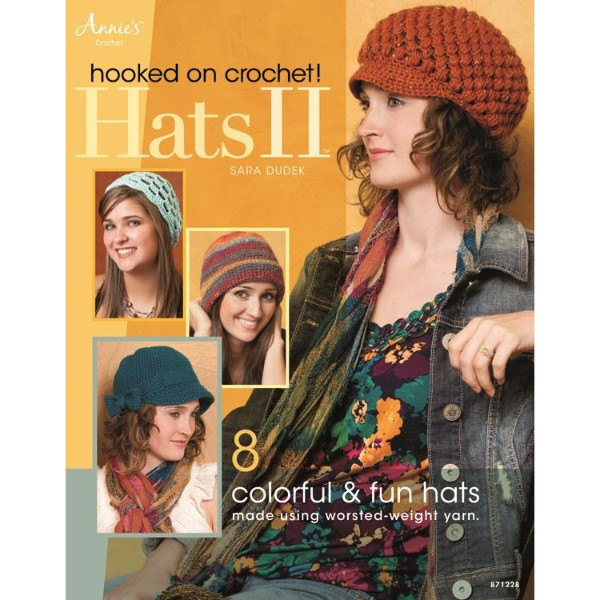 ISBN 9781596357068 Hooked on Crochet! Hats II No Colour