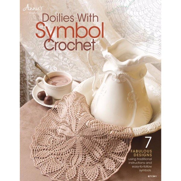 ISBN 9781596357457 Doilies with Symbol Crochet No Colour