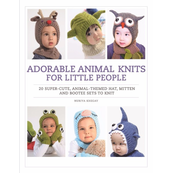 ISBN 9781844489718 Adorable Animal Knits for Little People No Colour