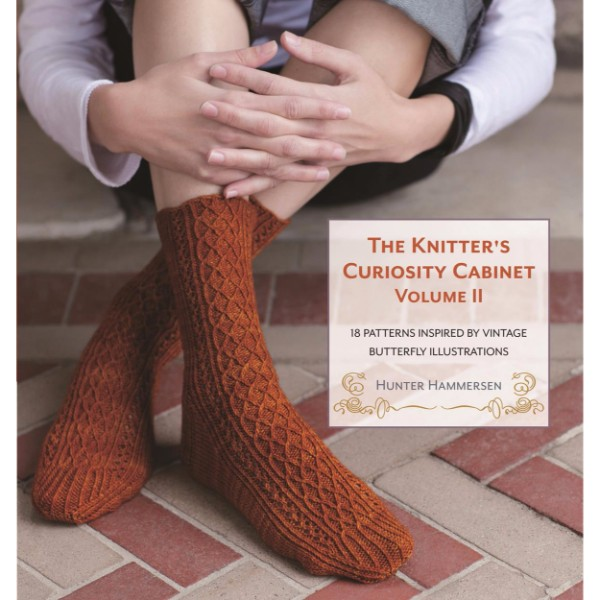 ISBN 9780984998227 The Knitter's Curiosity Cabinet Volume II No Colour