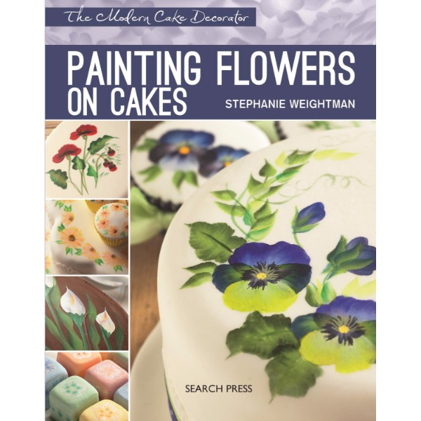 ISBN 9781844489510 Painting Flowers on Cakes No Colour