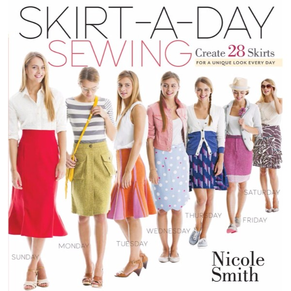 ISBN 9781603429740 Skirt-A-Day Sewing No Colour