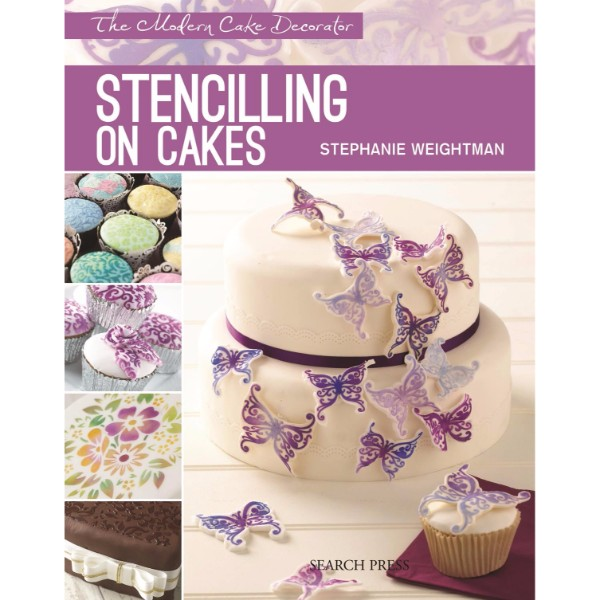 ISBN 9781844489527 Stencilling on Cakes No Colour