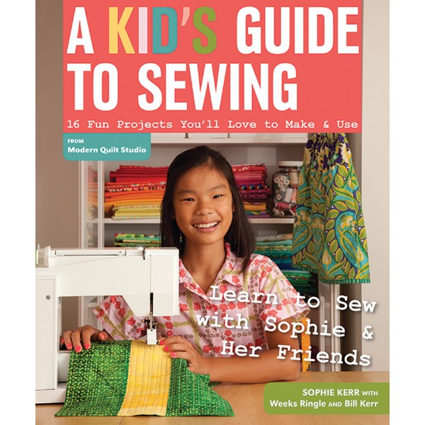 ISBN 9781607057512 A Kid's Guide To Sewing No Colour