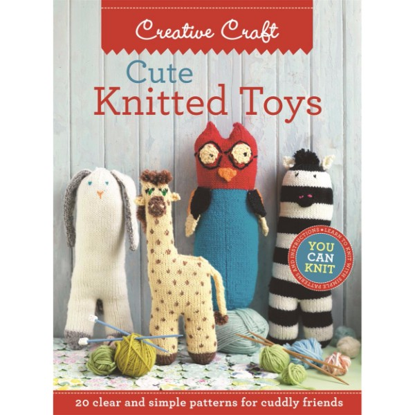 ISBN 9781909770010 Cute Knitted Toys No Colour