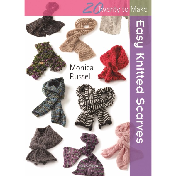 ISBN 9781844489114 Easy Knitted Scarves No Colour