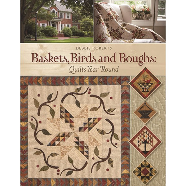 ISBN 9781611691078 Baskets, Birds and Boughs No Colour