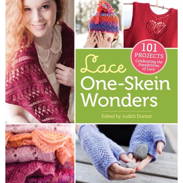 ISBN 9781612120584 Lace One Skein Wonders No Colour