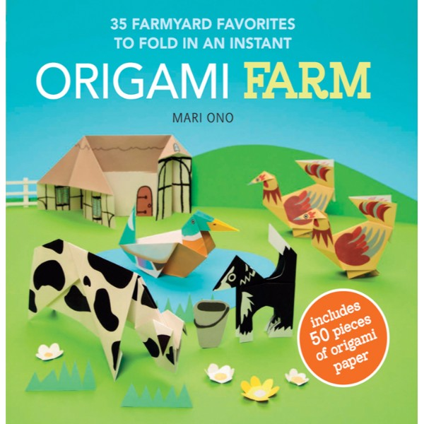 ISBN 9781782490487 Origami Farm No Colour